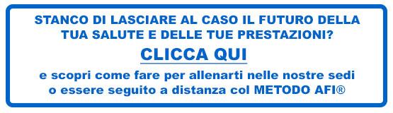 banner allenamento funzionale italia le nostre strutture