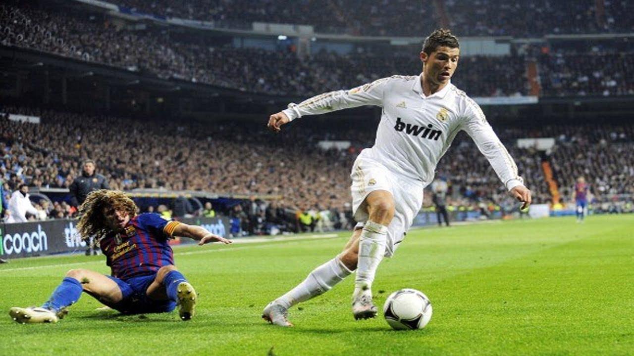 cambio di direzione nel calcio