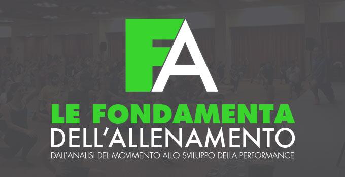 FA: Le Fondamenta dell'Allenamento